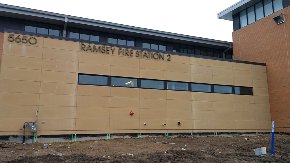 Ramsey Fire Station