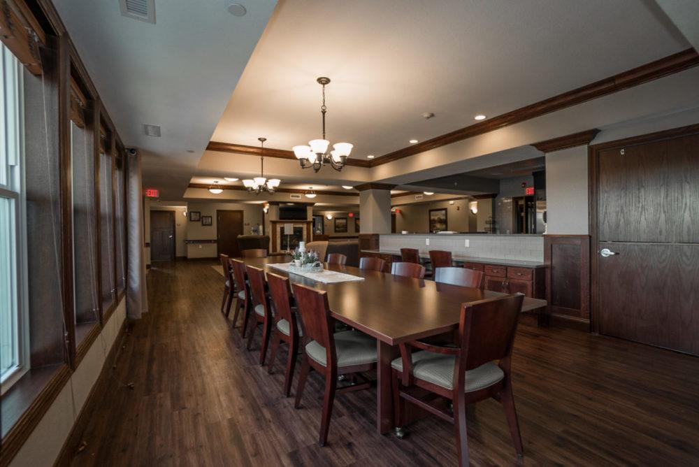 Janesville – Dining Room