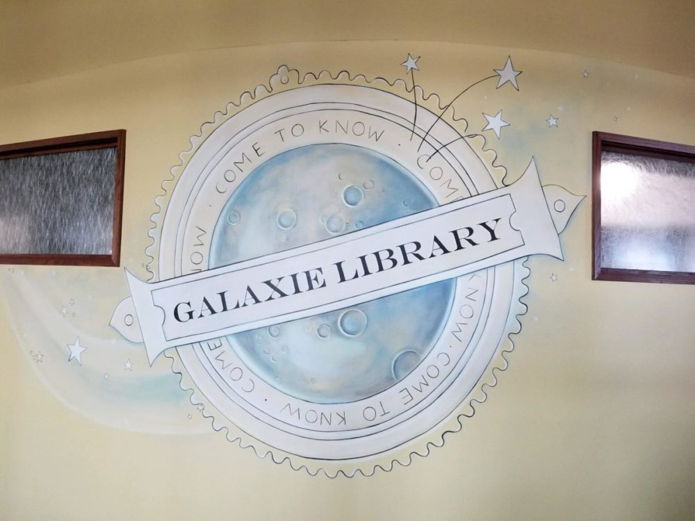 Galaxie Library Renovation
