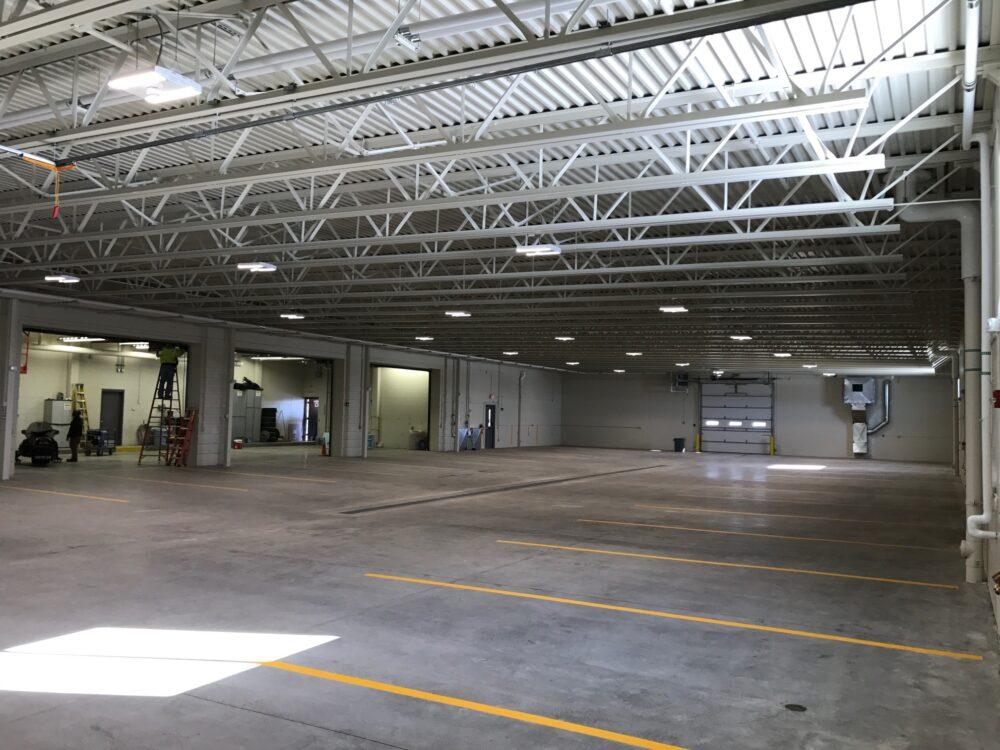 Prairie Justice Center Garage Addition